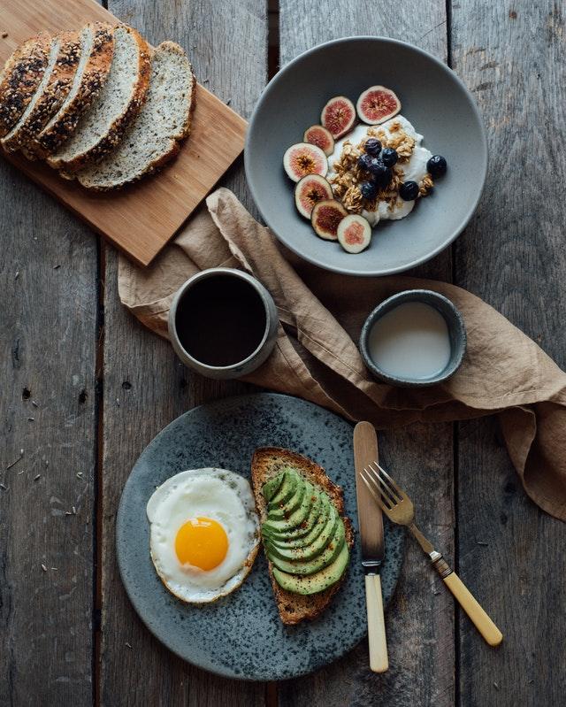 Биркат а-мазон — молитва после еды